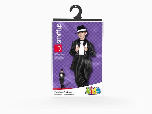 Amazon Com  Child Gangster Zoot Suit Costume  Toys & Games