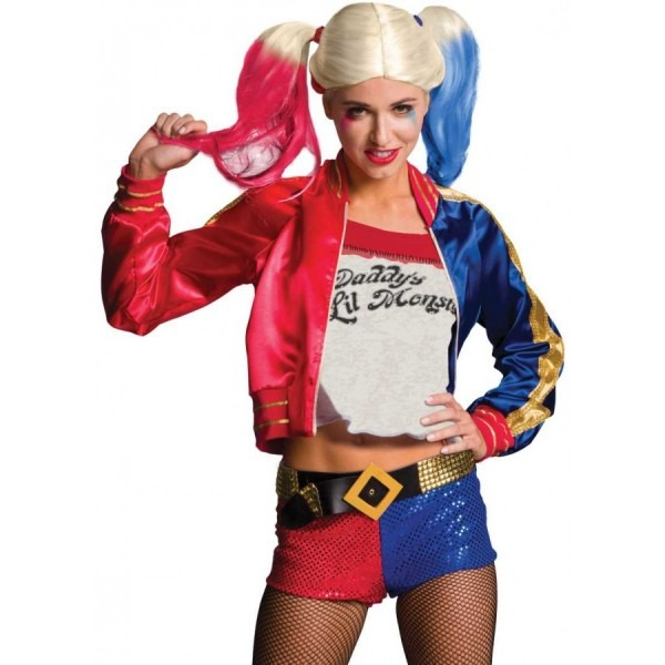 Suicide Squad Harley Quinn Deluxe Womans Costume