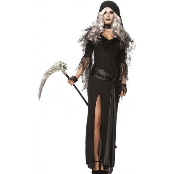 Sexy Soul Stealer Grim Reaper Womens Costume