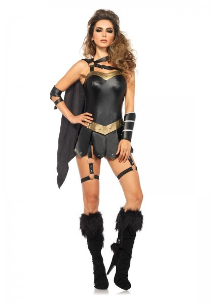 Warrior Princess Fighter Egyptian Greek Roman Womens Halloween