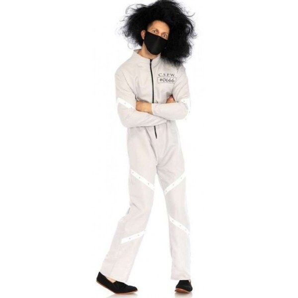 Mental Patient Costume For Men