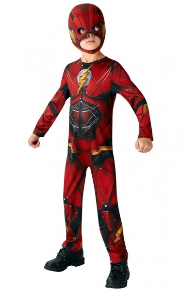 Rubie's Official Dc Justice League The Flash Children Costume