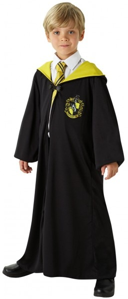 Hufflepuff Harry Potter Kids Robe Costume