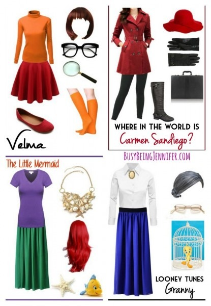 8 Modest Halloween Costumes For Women Busy Being Jennifer Designs
