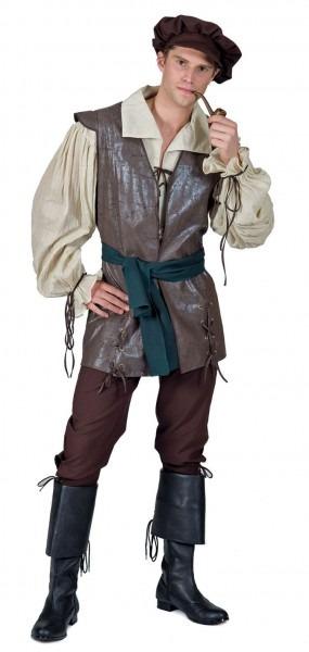 Medieval Peasant Adult Costume