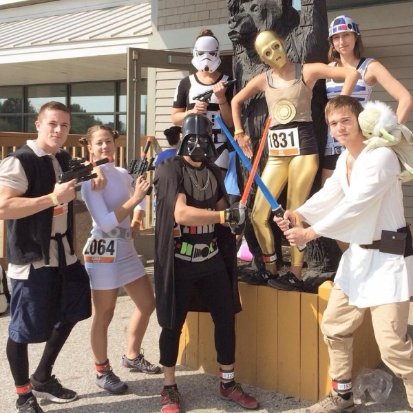 Star Wars Group Costume