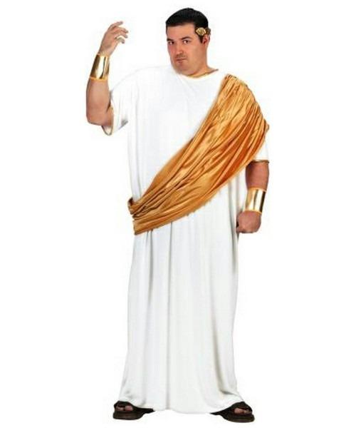 Julius Caesar Mens Plus Size Costume