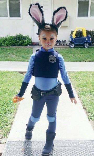 I Love It! Officer Judy Hopps From Zootopia