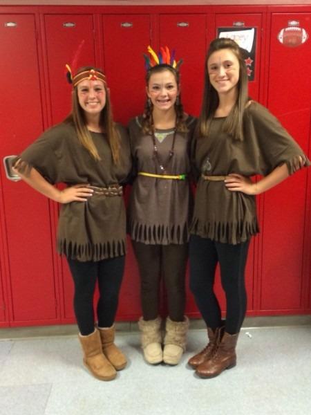 Diy Indian Costumes!