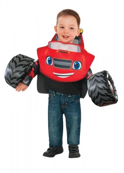 Blaze & The Monster Truck  Blaze Toddler Costume From