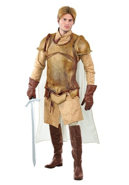 Amazon Com  Renaissance Knight Mens Costume X