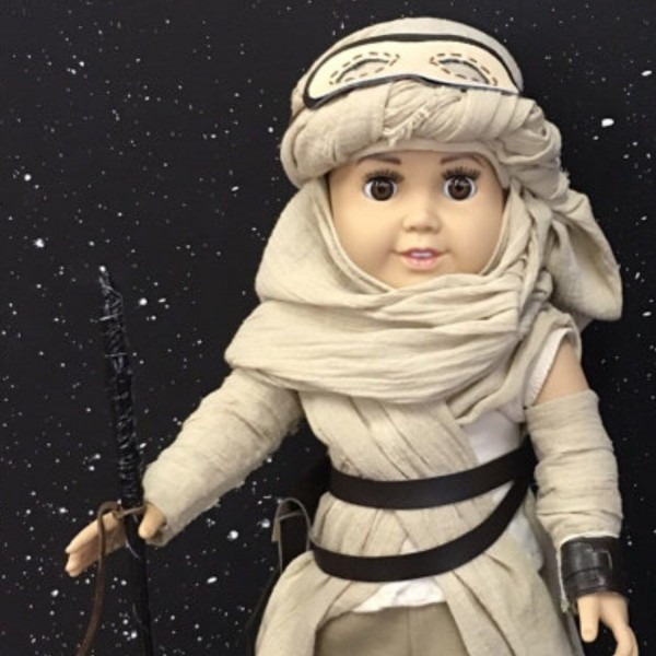 Cyber Monday Coupon Codes  $10 Off Rey Doll & Costume  Coupon Code