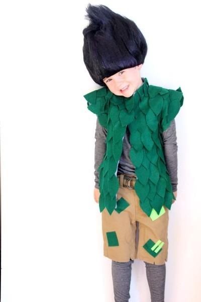 Dreamworks Trolls Costume  Diy No