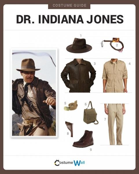 Dress Like Indiana Jones