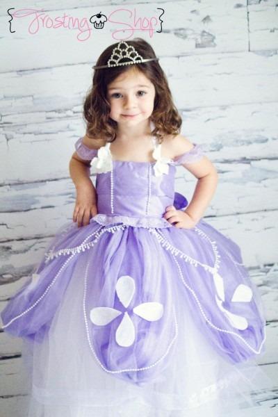 Sofia The First Tutu Dress Costume  $100 00, Via Etsy