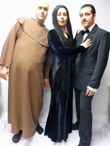 The Addams Family Costumes
