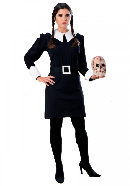 Tempting Costume Components Diy Morticia Addams Halloween Costume