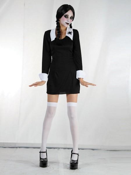Adult Creepy School Girl Costume