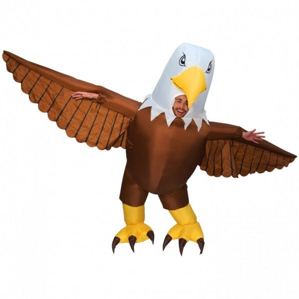 Eagle Giant Inflatable Costume