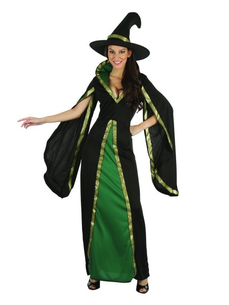Adult Medieval Witch Costume