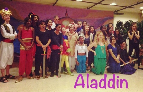Aladdin Jr   How To Put On A Magical Summer Production