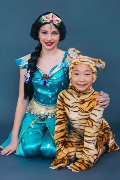 Richmond Students Bring Aladdin Jr  To Gateway