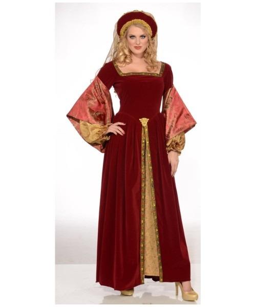 Adult Anne Boleyn Halloween Costume