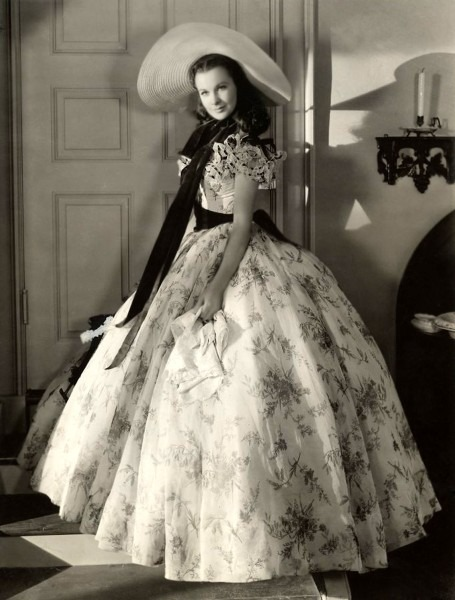 The Costumes Of Gone With The Wind  Scarlett's Barbecue Dress