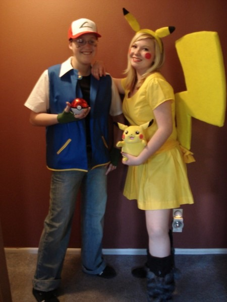 The Most Fantastically Nerdy Couples' Costumes