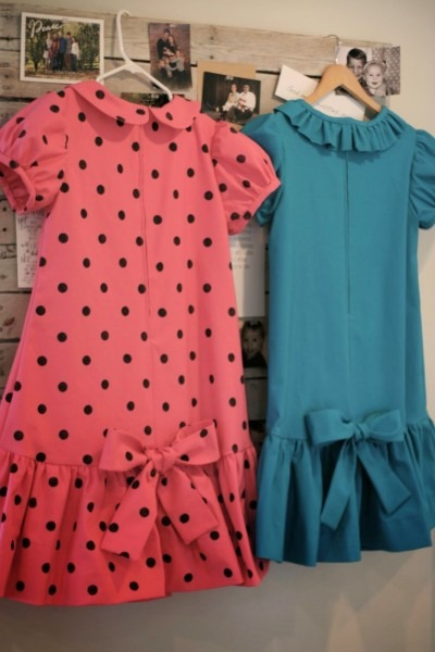 Charlie Brown! Dresses For Lucy Van Pelt And Sally Brown  What Fun