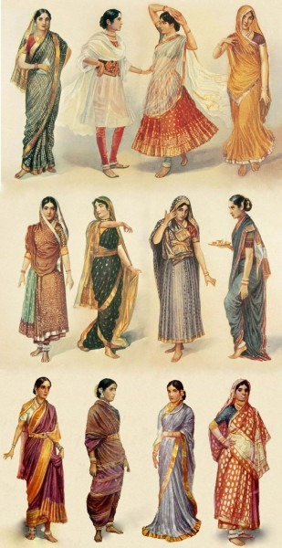 The Guide To Indian Clothing