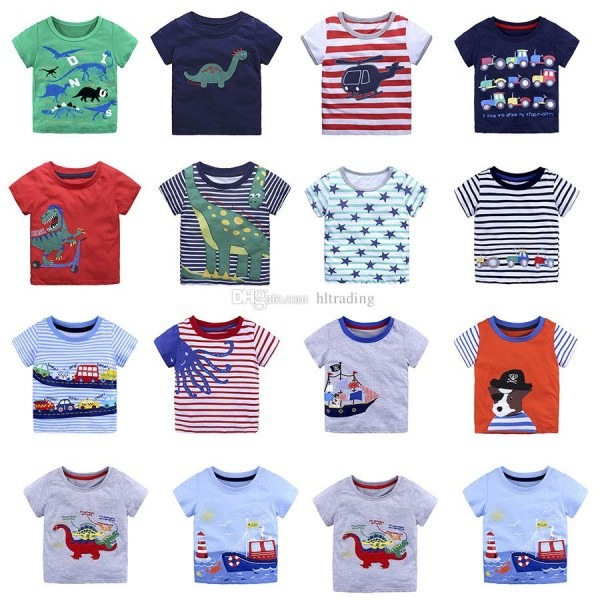 Baby Animal Cartoon T