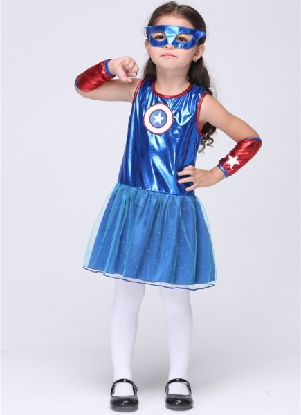 Aliexpress Com   Buy Baby Girl Wonder Woman Costume Super Girl