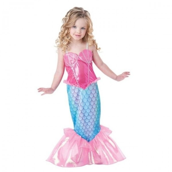 Aliexpress Com   Buy Baby Girls Clothes The Mermaid Ariel Kids