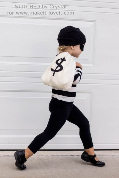 "Last Minute ""little Bandit"" Costume – Make It And Love It"