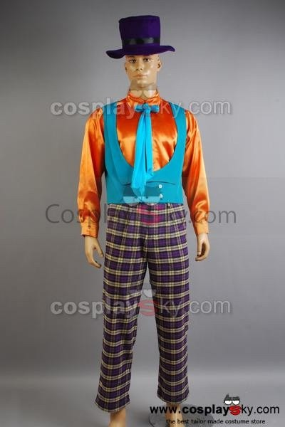 Batman Joker Jack Nicholson Outfits Costume Custom Made