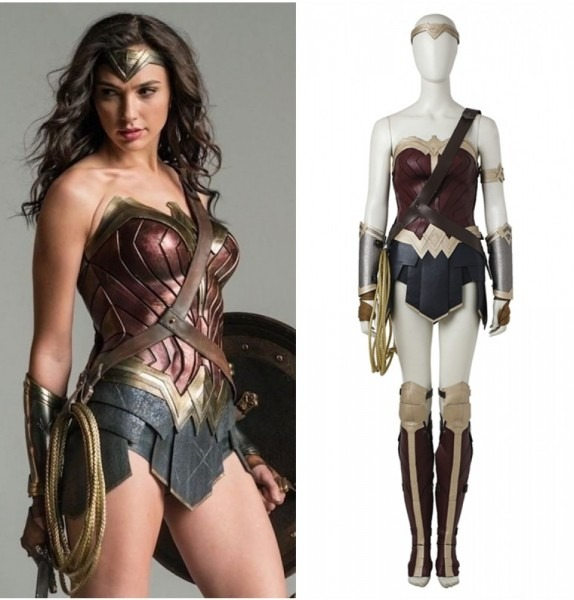 Buy Wonder Woman Cosplay Costumes, Wonder Woman Cosplay Boots