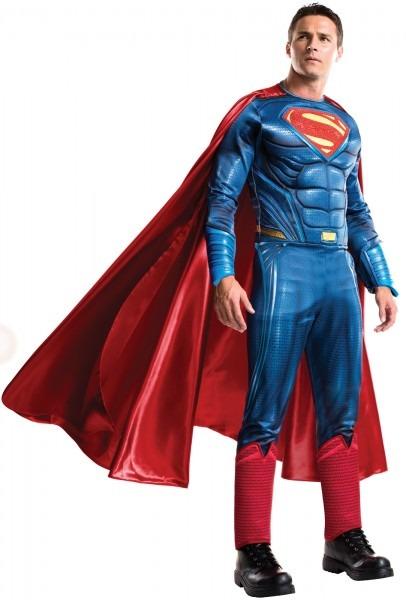 Batman V Superman Dawn Of Justice Mens Grand Heritage Superman