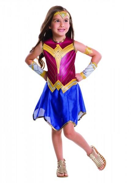 Batman V Superman Wonder Woman Girls Movie Costume