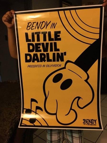 Bendy In The Little Devil Darling