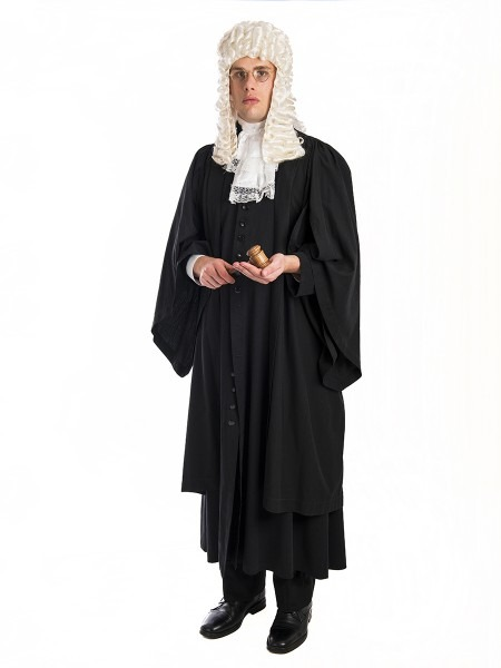 Judges Robe Costume For Hire