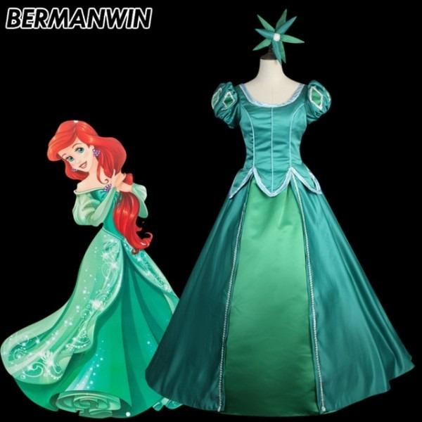 Aliexpress Com   Buy Bermanwin High Quality The Little Mermaid