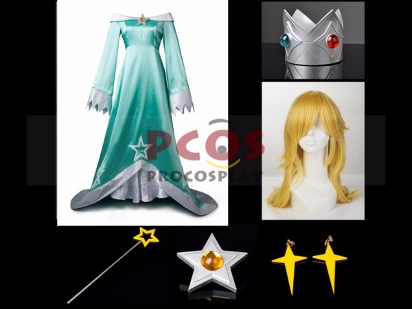 Buy Rosalina Costumes And Get Free Shipping On Aliexpress Com