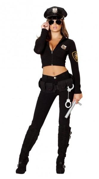 Seductive Cop Costume