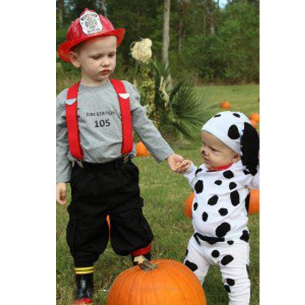 10 Adorable Sibling Halloween Costumes