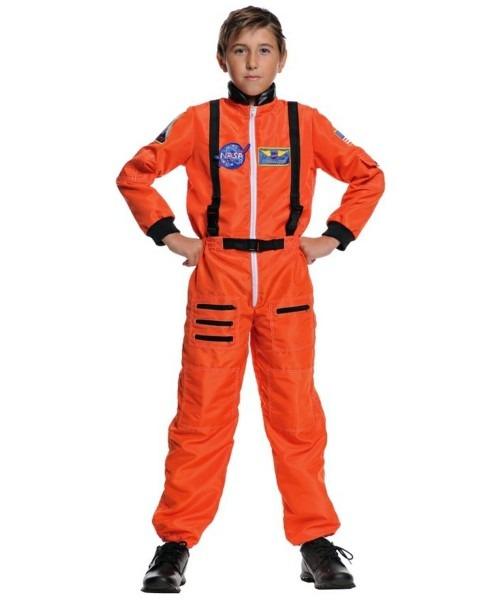 Astronaut Movie Boys Costume