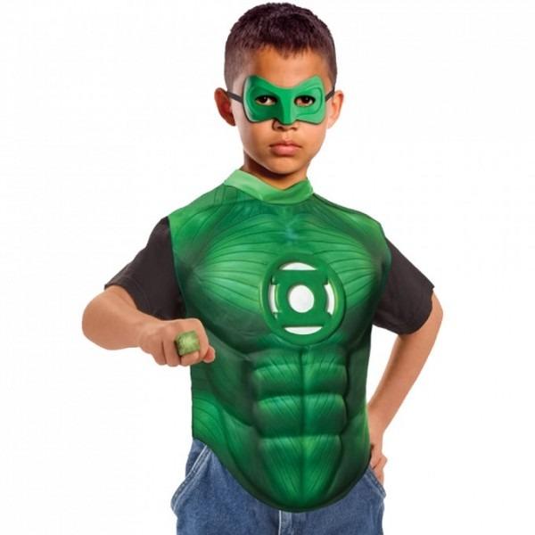 Boys Green Lantern Costume Kit