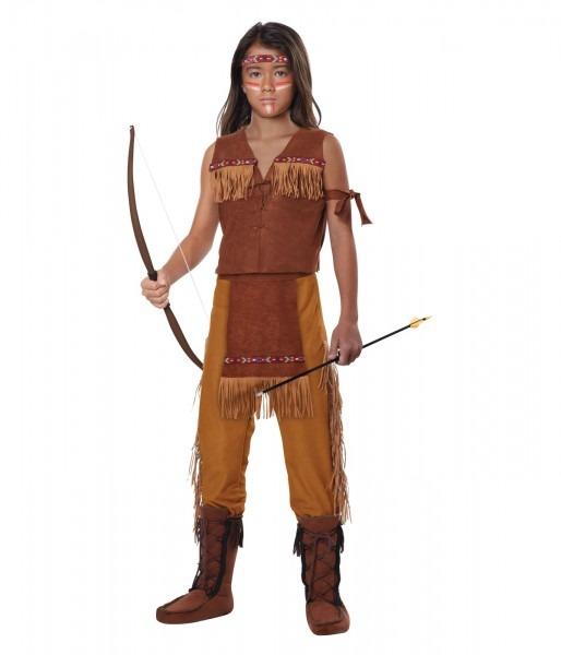 Classic Native American Indian Boys Costume