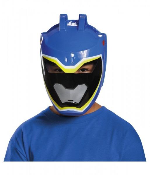 Blue Power Ranger Dino Charge Boys Mask