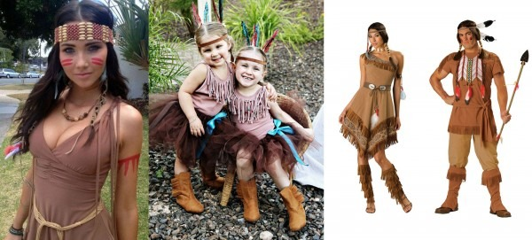 Brown Costume Ideas